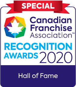 Special Canadian Franchise Association Recognition Awards 2020 - Hall of Fame